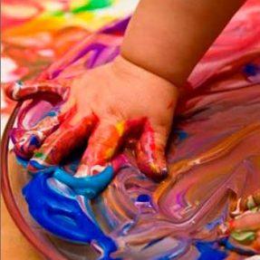 Lavoretti Creativi per Bambini con le Impronte di Manine e Piedini