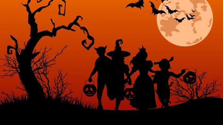 Halloween per Trasformare le Paure
