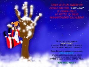 """Estratto di pagine dal Libro di Natale """"Regali Speciali"""" di Nunzia Bruno."""