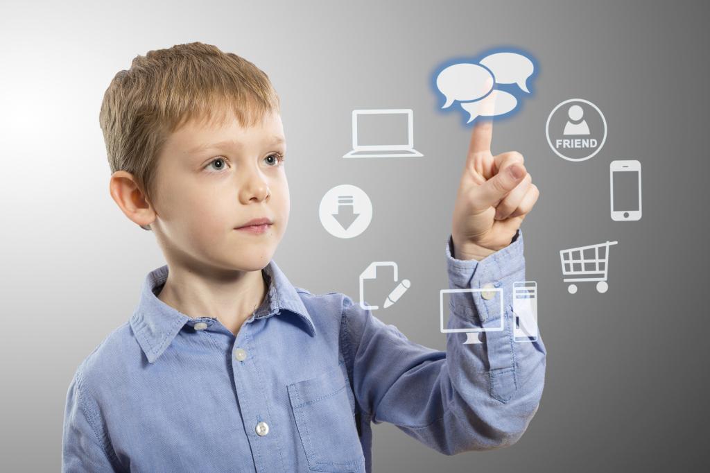 Bambini e tecnologia. Come si Prospetta il Futuro delle Librerie