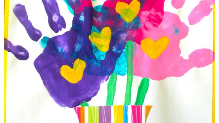 Vasi di Fiori Multicolore