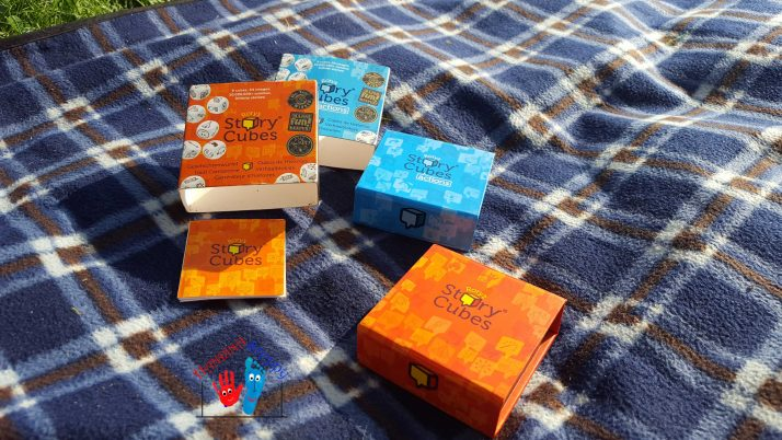 Rory's STORY CUBES – Vi spiego cosa sono