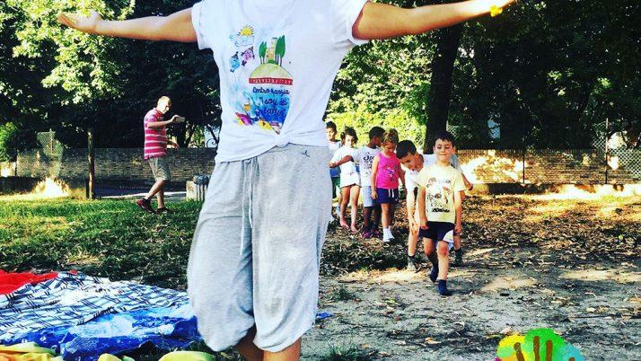 Fiaba per Yoga: La Bambina nel bosco