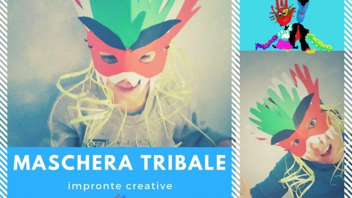 Maschera Tribale di Carnevale