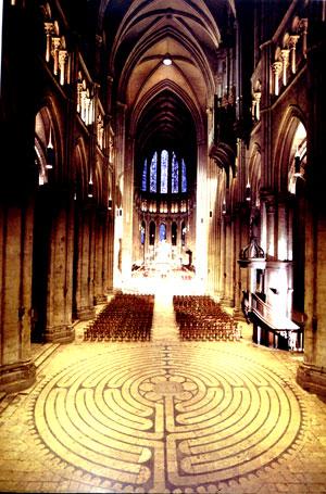labirinto di Chartres