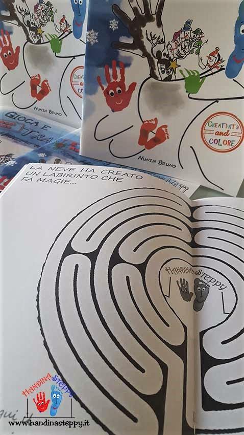labirinto e benefici per bambini