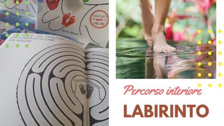 Il labirinto nell'album per bambini – benefici