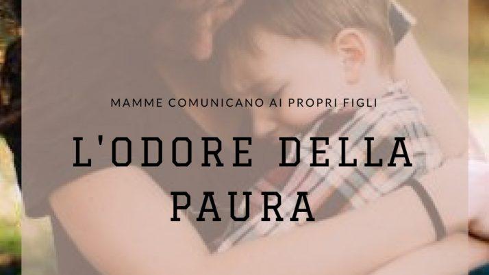 Tramite l'odore della pelle la mamma trasmette informazioni ai figli