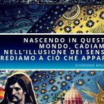 Giordano Bruno. L'ultimo discorso prima di finire al rogo