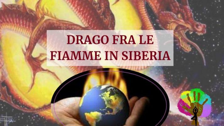 Il Drago fra le Fiamme in Siberia e Alaska