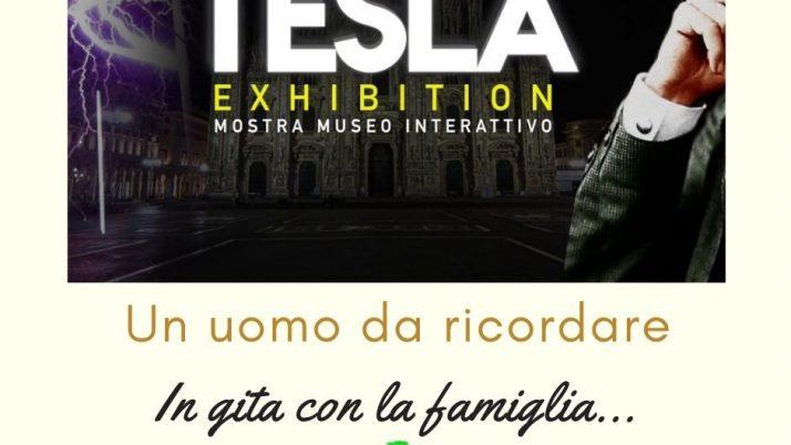 Nikola Tesla un uomo da ricordare – Exhibition a Milano