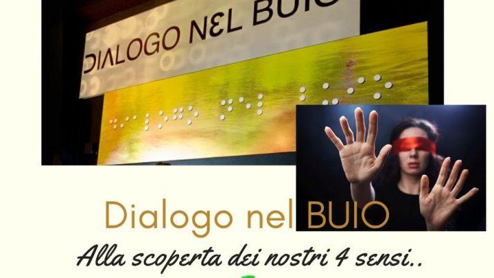 Dialogo nel Buio: alla scoperta dei nostri 5 sensi