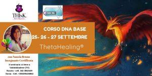 Theta Healing ® seminario DNA BASE – Nunzia Bruno – settembre 2020