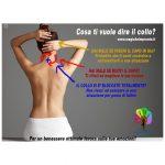 Messaggio del collo - ogni dolore ha origine mentale