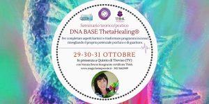 Theta Healing ® seminario DNA BASE – Nunzia Bruno – Ottobre 2021